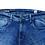 Thumbnail: Stylox men slim fit mid rise blue jeans 5114-1651