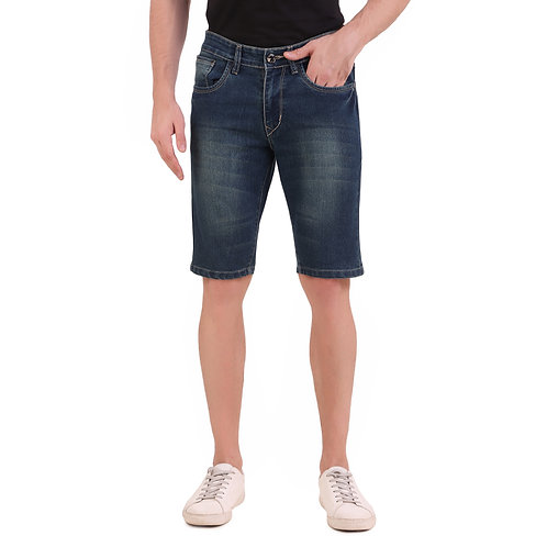 Stylox Men Denim Shorts  7901-1600