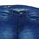 Thumbnail: Stylox men slim fit mid rise blue jeans 5901-1685