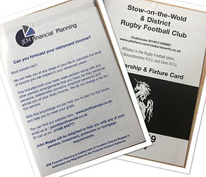 Stow on the Wold RFC