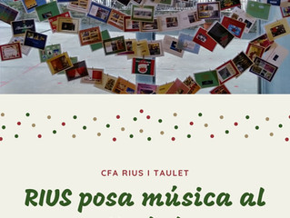 Rius posa música al Nadal
