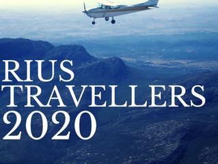 RIUS TRAVELLERS 2020: El nostre viatge col.lectiu!!!!!