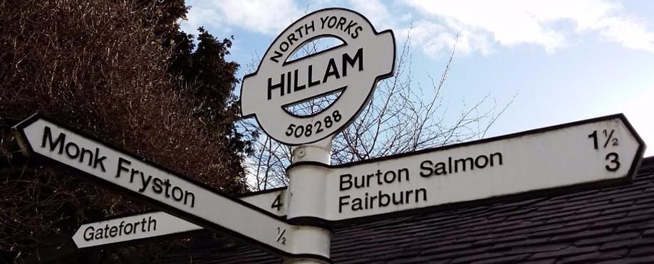 Hillam Parish Council