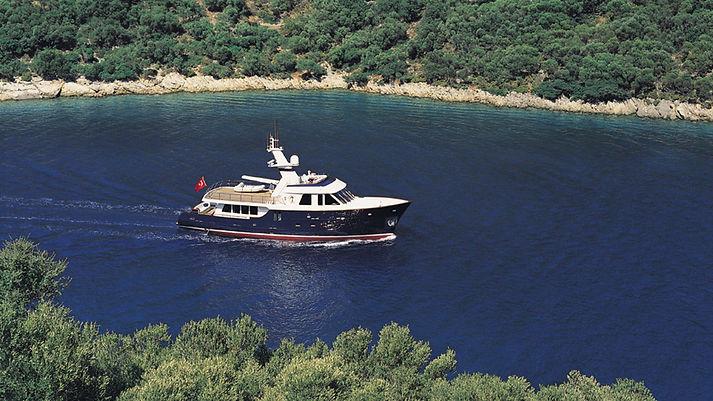 Tansu Yacht Troy Explorer