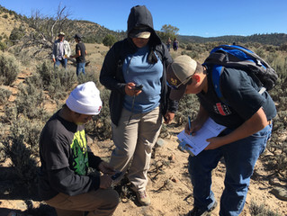 Cultural Ranger & Archaeology Field School, southwest USA
