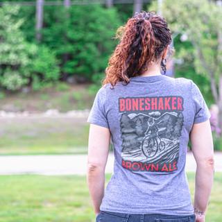 Boneshaker Womens Short Sleeve