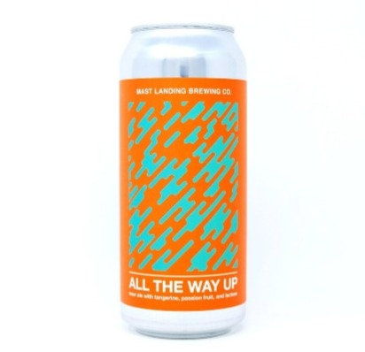 All The Way Up: Passion Fruit Tangerine