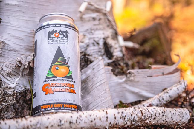 Moat Mountain Brew Company Beer Shoot