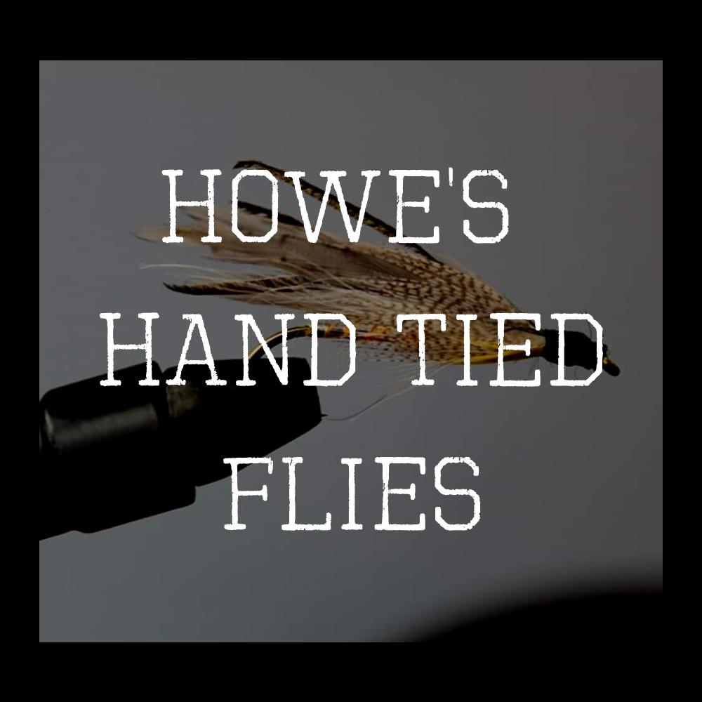 Howe's Hand Tied Flies