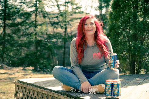 Moat Mountain Brew Company Merch Shoot