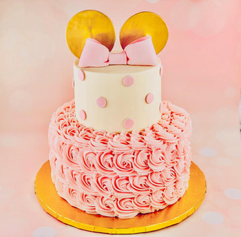 Minnie Mouse Theme Baby Shower