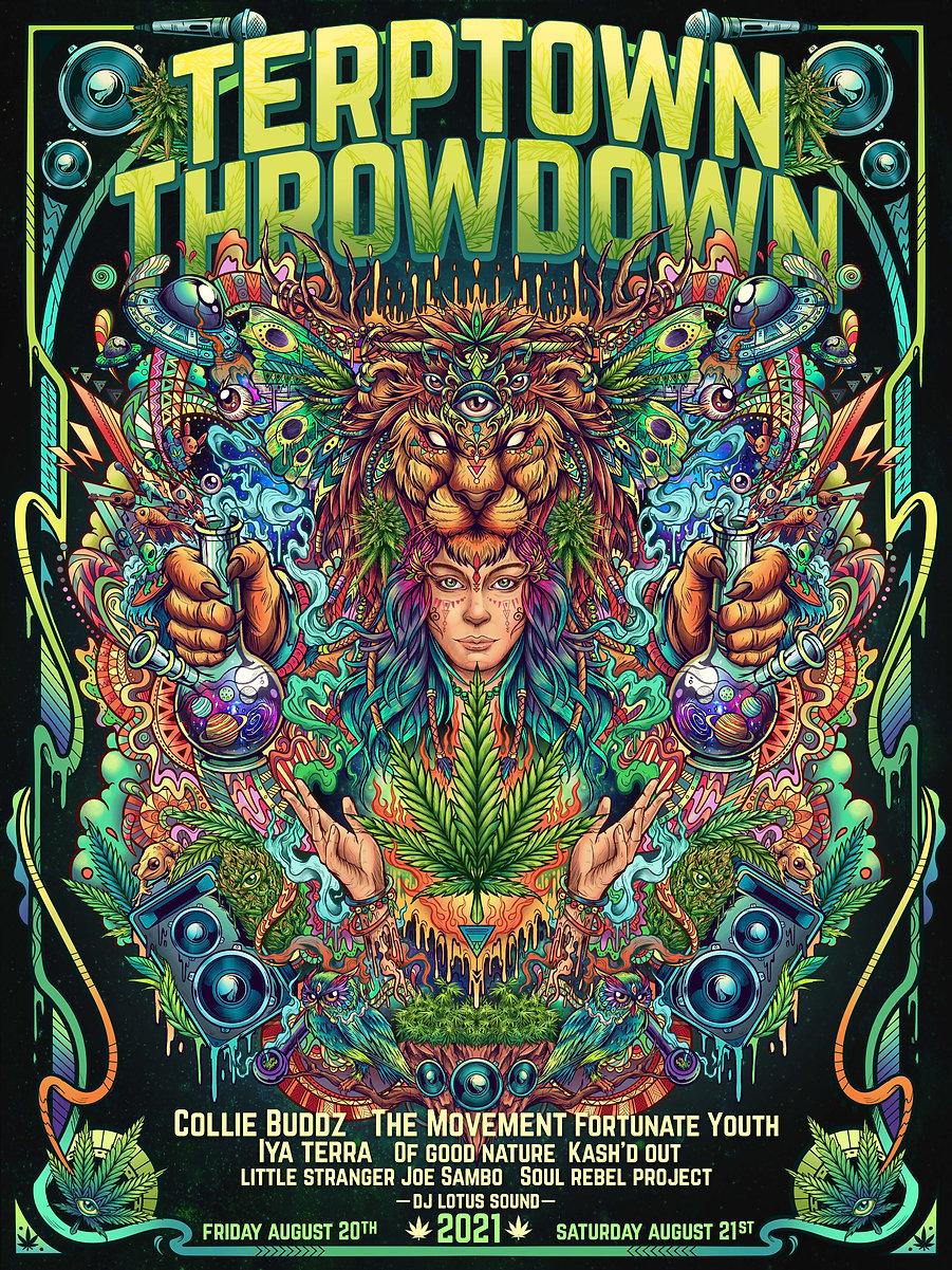 Terptown Throwdown