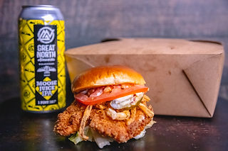 Renegades Chicken Sandwich and Great Nor
