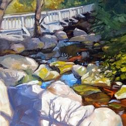 Black Water Foot Bridge