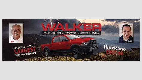 WALKER BILLBOARD