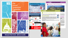 NSH CONVENTION BROCHURE