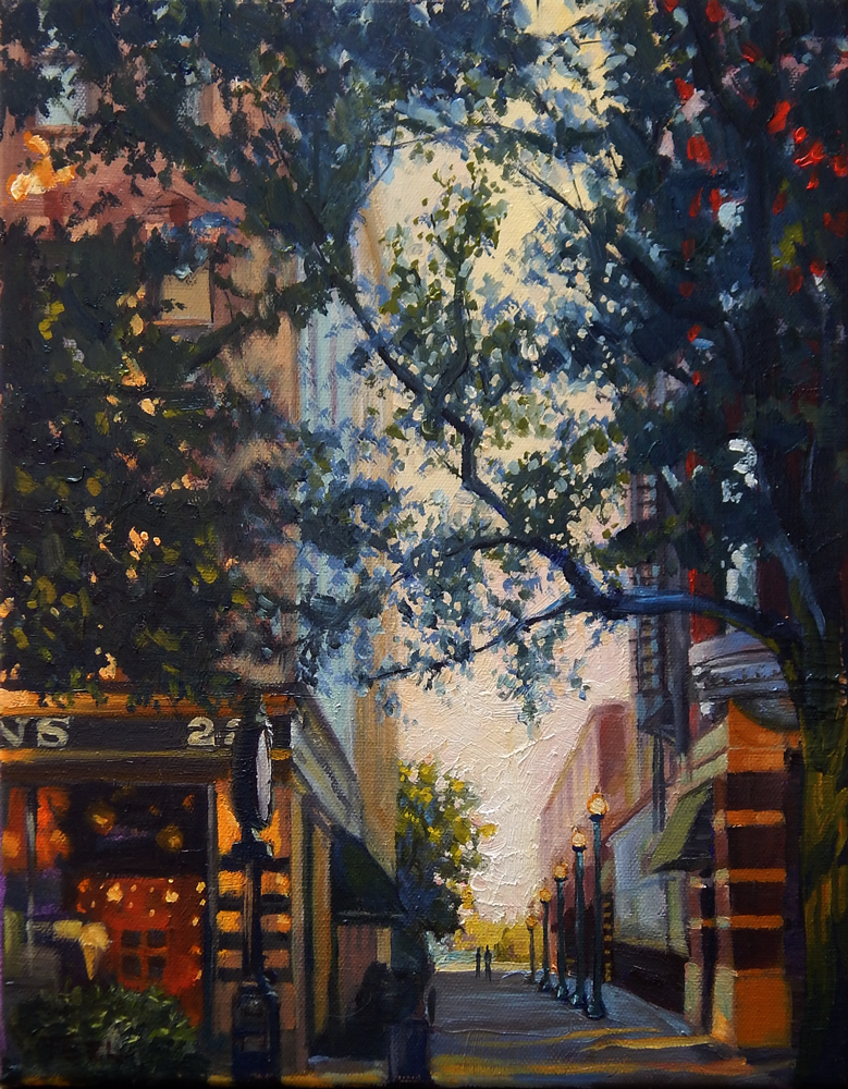 Capitol Street Alley