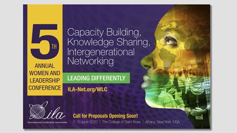 ILA WOMEN AND LEADERSHIP CONFERENCE