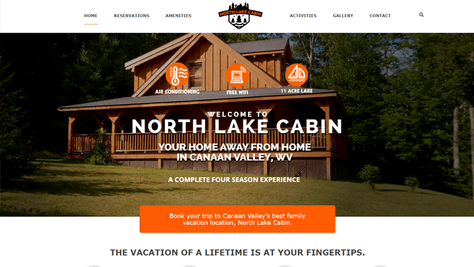 North Lake Cabin