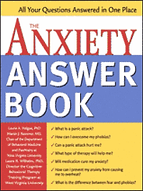 Anxiety Answer Book by Dr. Laurie Helgoe