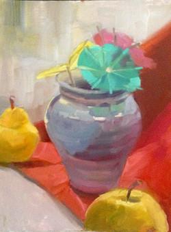 A Shady Vase