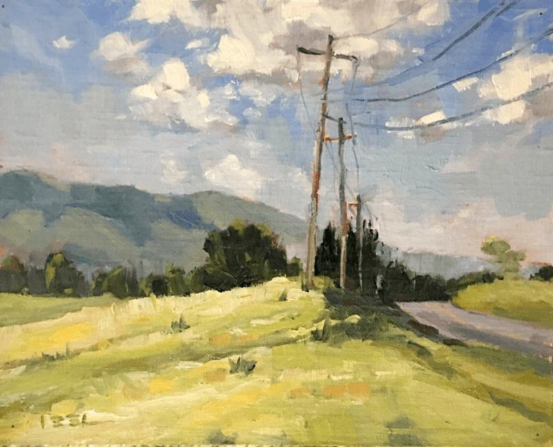 Plein Air, Canaan Valley, WV