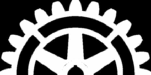 St. Albans Rotary Club, WV Wheel logo