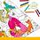 Thumbnail: Раскраска гигант «Страна волшебства»