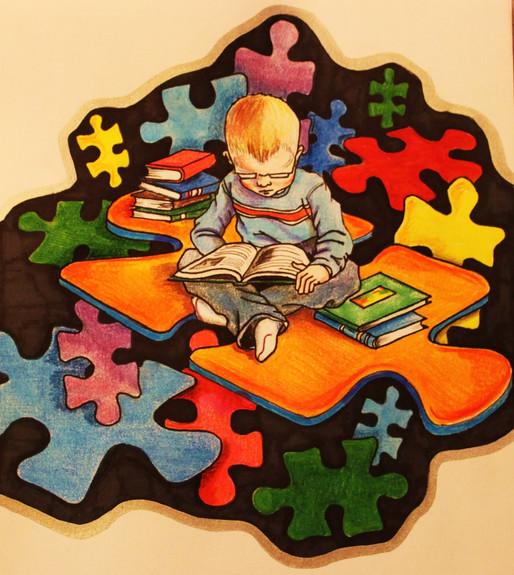 Развиваем детей с АУТИЗМОМ через игру
