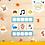 Thumbnail: Обучающий набор «Составь слово: магнитные буквы с карточками»