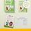 Thumbnail: Обучающие карточки «Запуск речи. Я говорю. Зайчик Сеня изучает овощи и фрукты»,