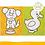 Thumbnail: Раскраска «Животные»