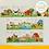 Thumbnail: Обучающие карточки «Запуск речи. Что происходит на ферме?» с открывающимися окна