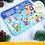 Thumbnail: Рамка-вкладыш EVA «Здравствуй, Дедушка Мороз»