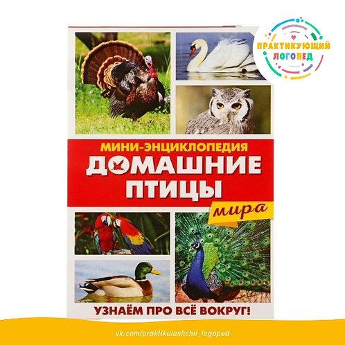 Мини-энциклопедия «Домашние птицы мира»