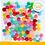 Thumbnail: Набор текстильных деталей для декора «Бомбошки» 100 шт. набор