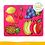 Thumbnail: Трафарет для рисования «Овощи», европодвес