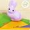 Thumbnail: Набор для сортировки «Цветные зайчики»