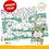 Thumbnail: Раскраска-гигант «На лесной полянке»