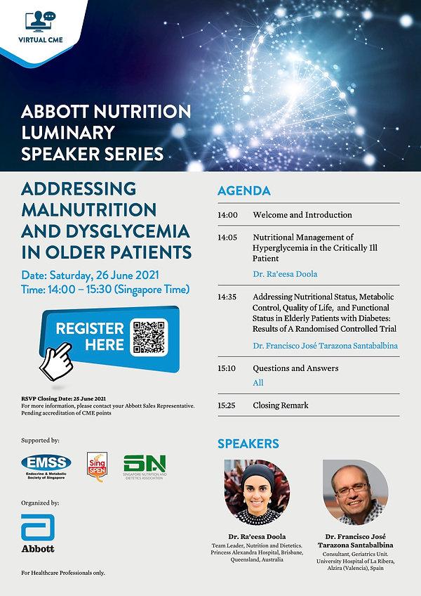 [Invitation] Abbott Nutrition Luminary S