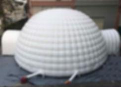 inflatable dome tent igloo