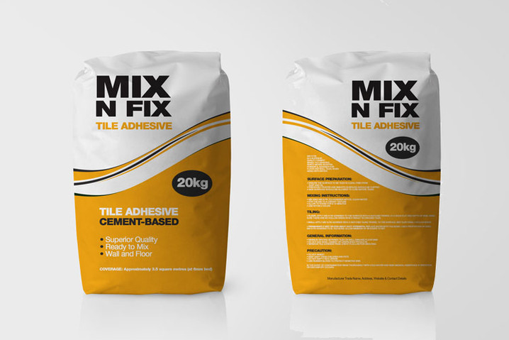 Mix N Fix Packaging