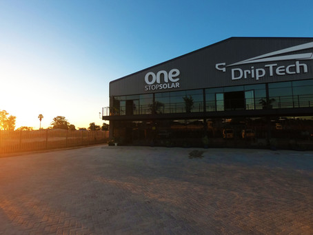 Harare Drive is our new home...