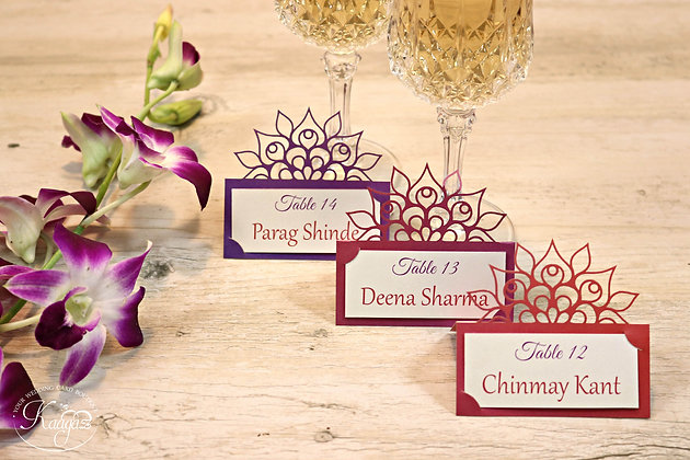 Mandala -Table Top Wedding Accessory