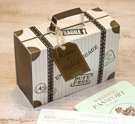 Quirky Gift Souvenirs - Wedding Accessory