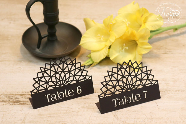 Pattern -Table Top Wedding Accessory
