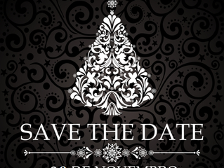 SAVE THE DATE                                   SALE ESPECIAL DE NATAL 2018