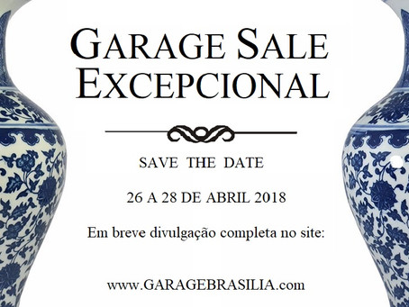 SAVE  THE  DATE - ABRIL 2018