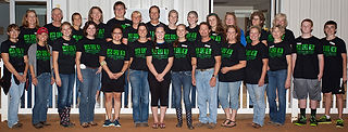 Volunteer Group Picture