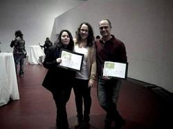 Premio mejor guion y producción